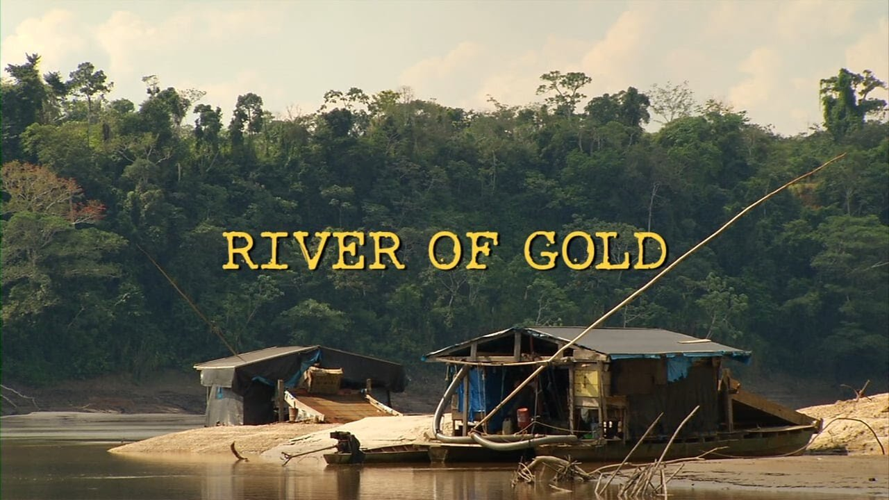 Narrated by Academy Award winners Sissy Spacek and Herbie Hancock, River of Gold is the disturbing account of a clandestine journey into Peru's Amazon rainfo...  Images may be subject to copyright.  Find out more