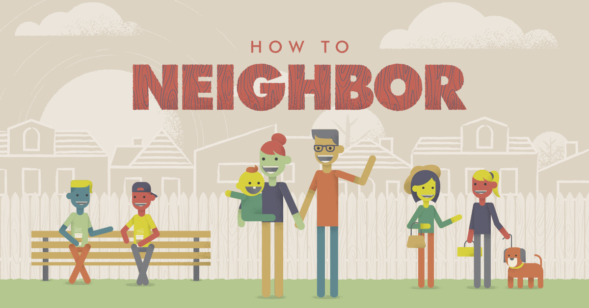 How To Neighbor - Listen Only