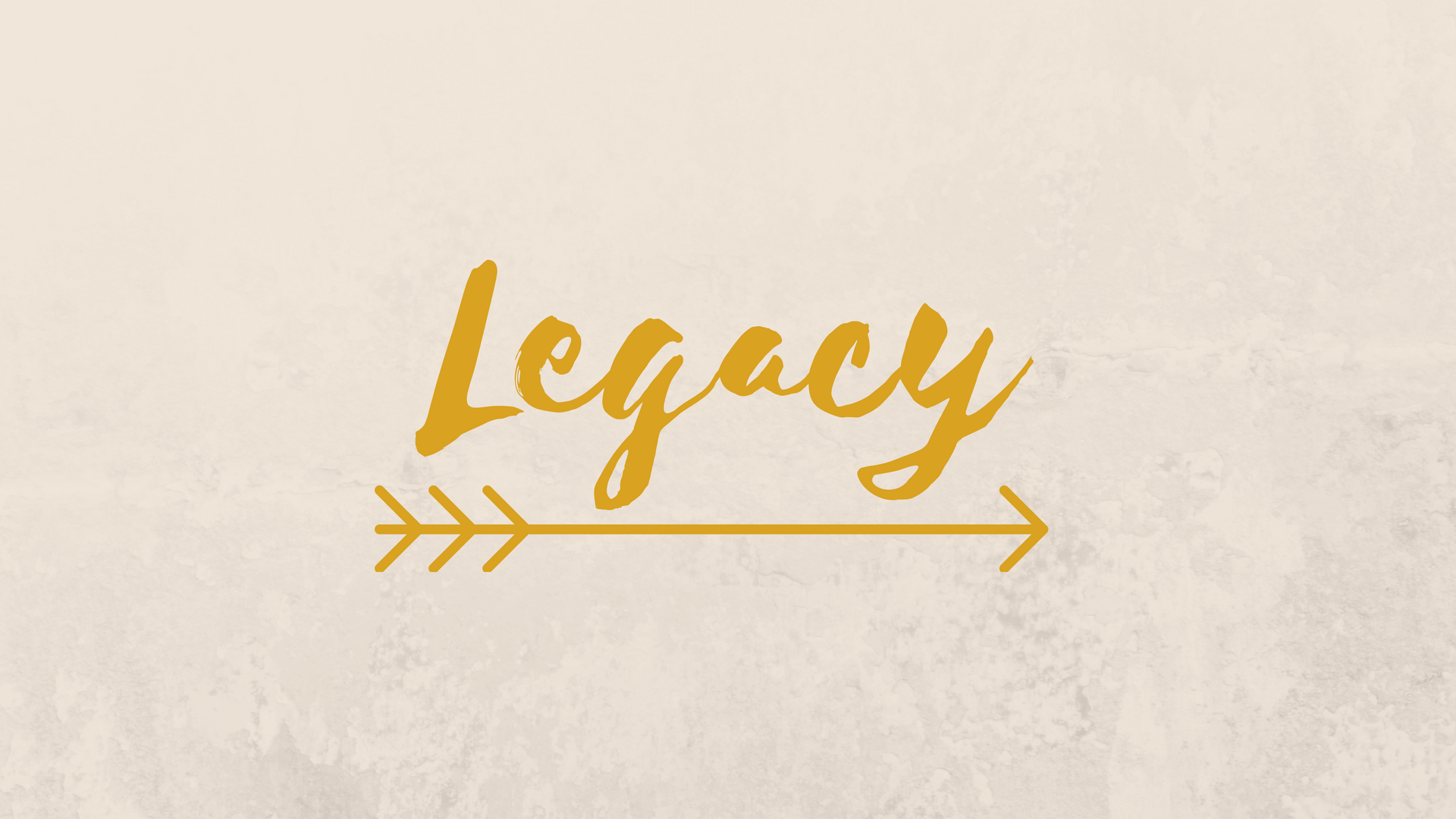 Legacy Series - Watch and Listen