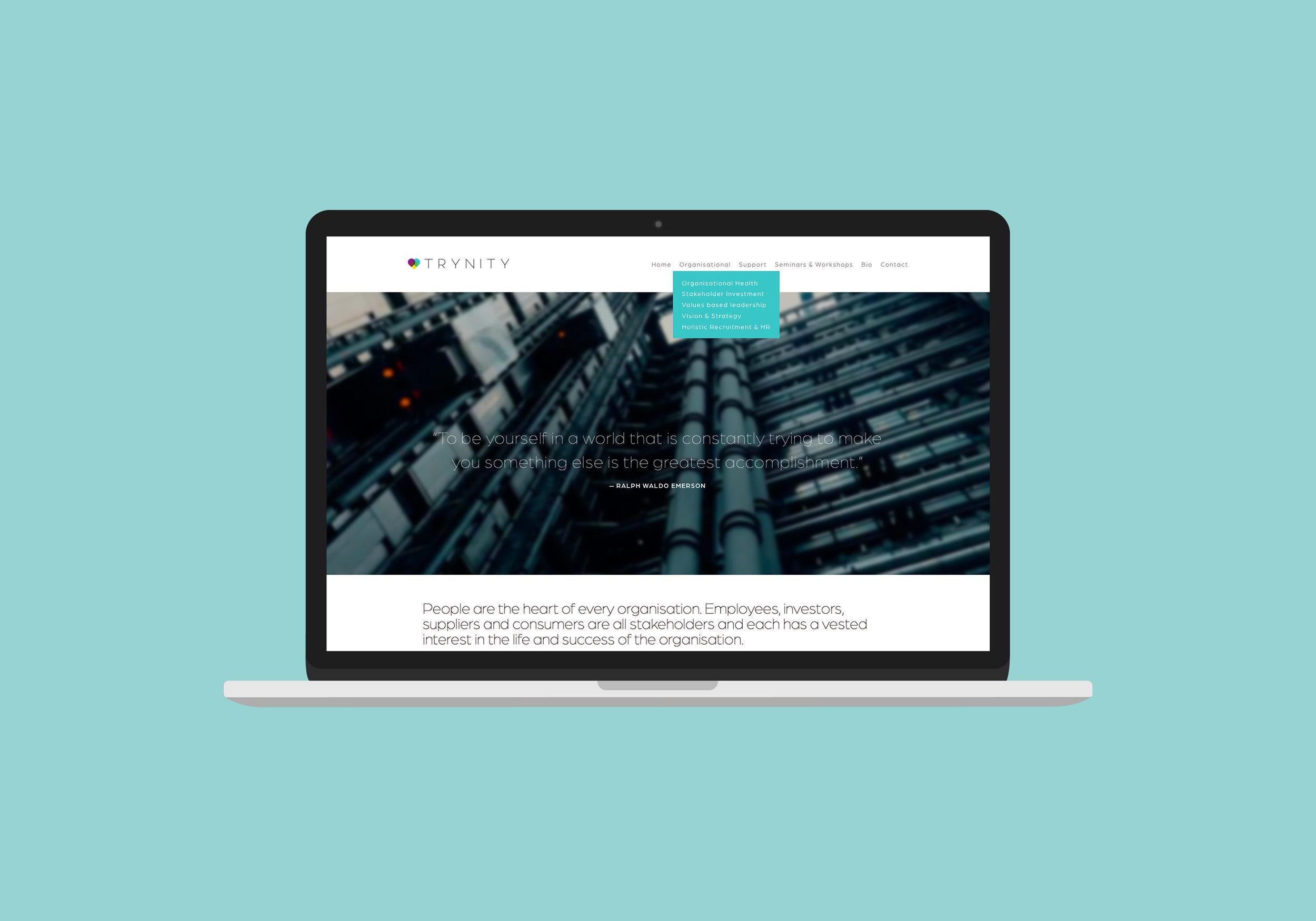 Trynity website