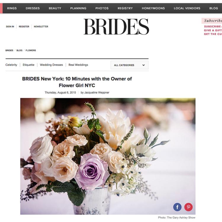 BRIDES.COM - AUGUST 2015