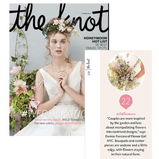 THE KNOT - SUMMER 2015