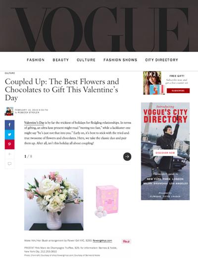 VOGUE.COM – FEBRUARY 2015