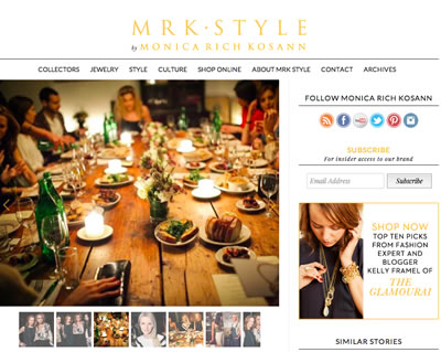 MRK STYLE - MARCH 2013