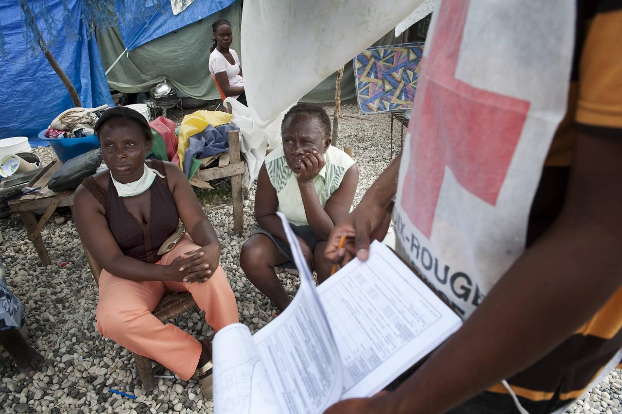 Photo: IFRC