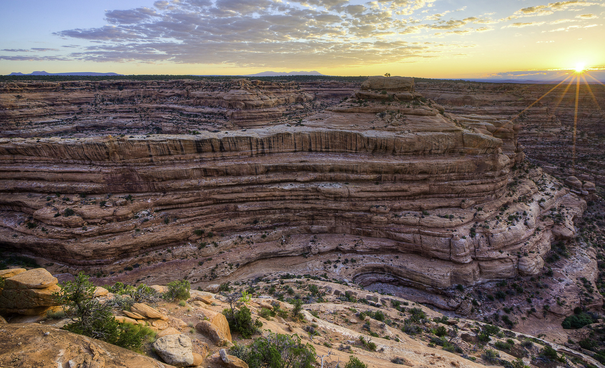 The Road Canyon Citadel in the 1.35 million-acre Bears Ears National Monument in southeastern Utah.  Photo: BLM.