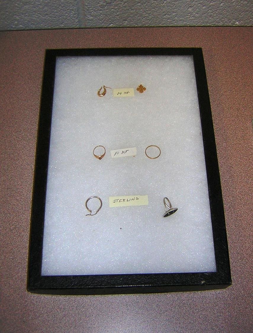 Jewelry: Bill Robertson
