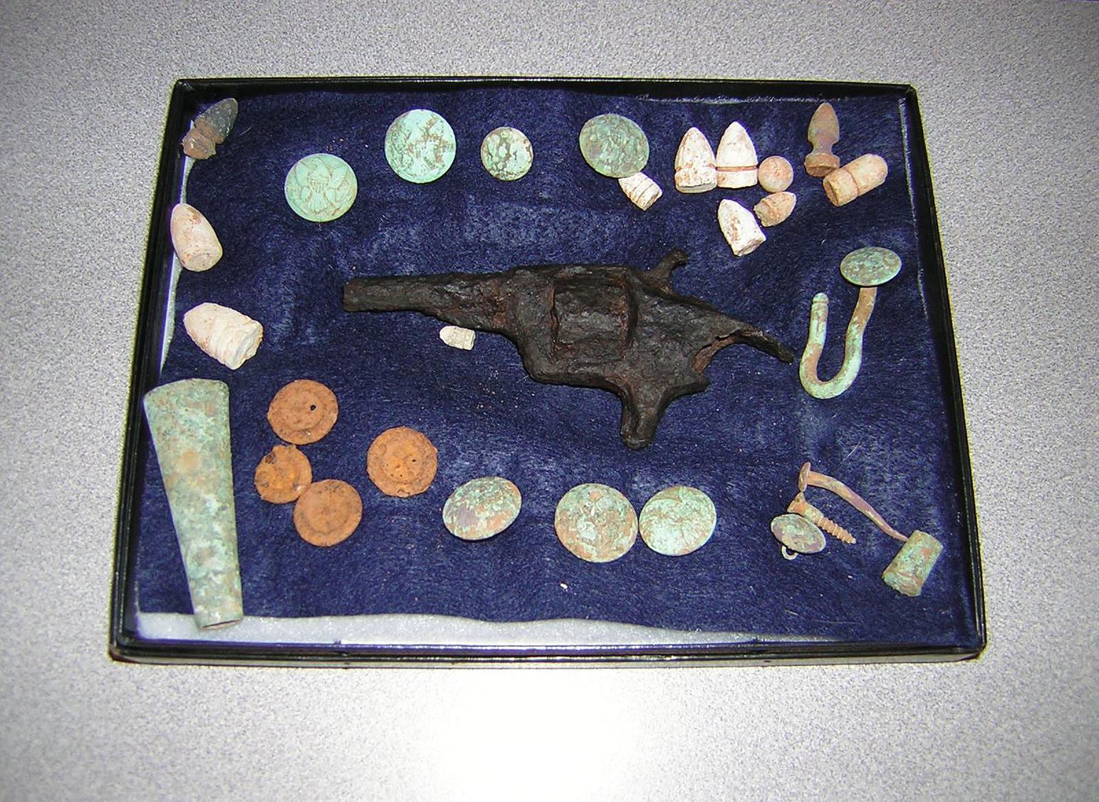 Relics: Doug Rouner