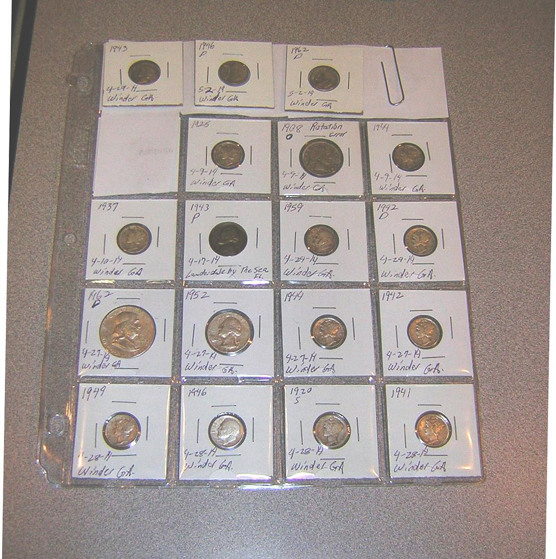Coins: Matt Kwaitkowski