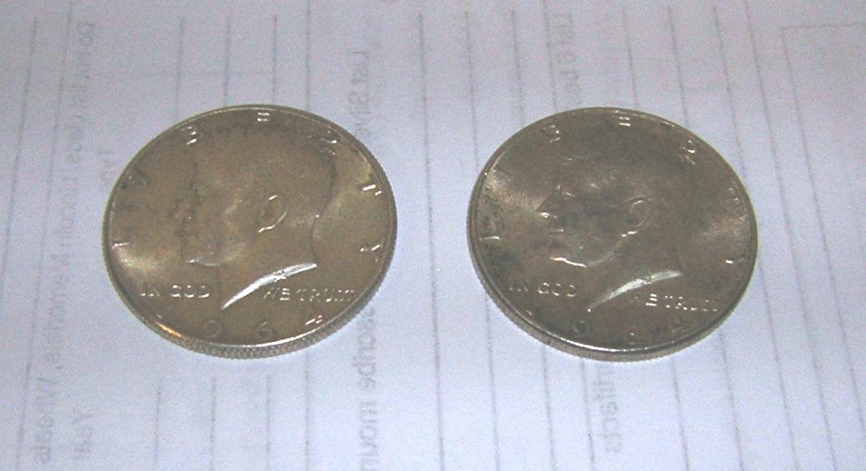 Coins: Linda Morgan
