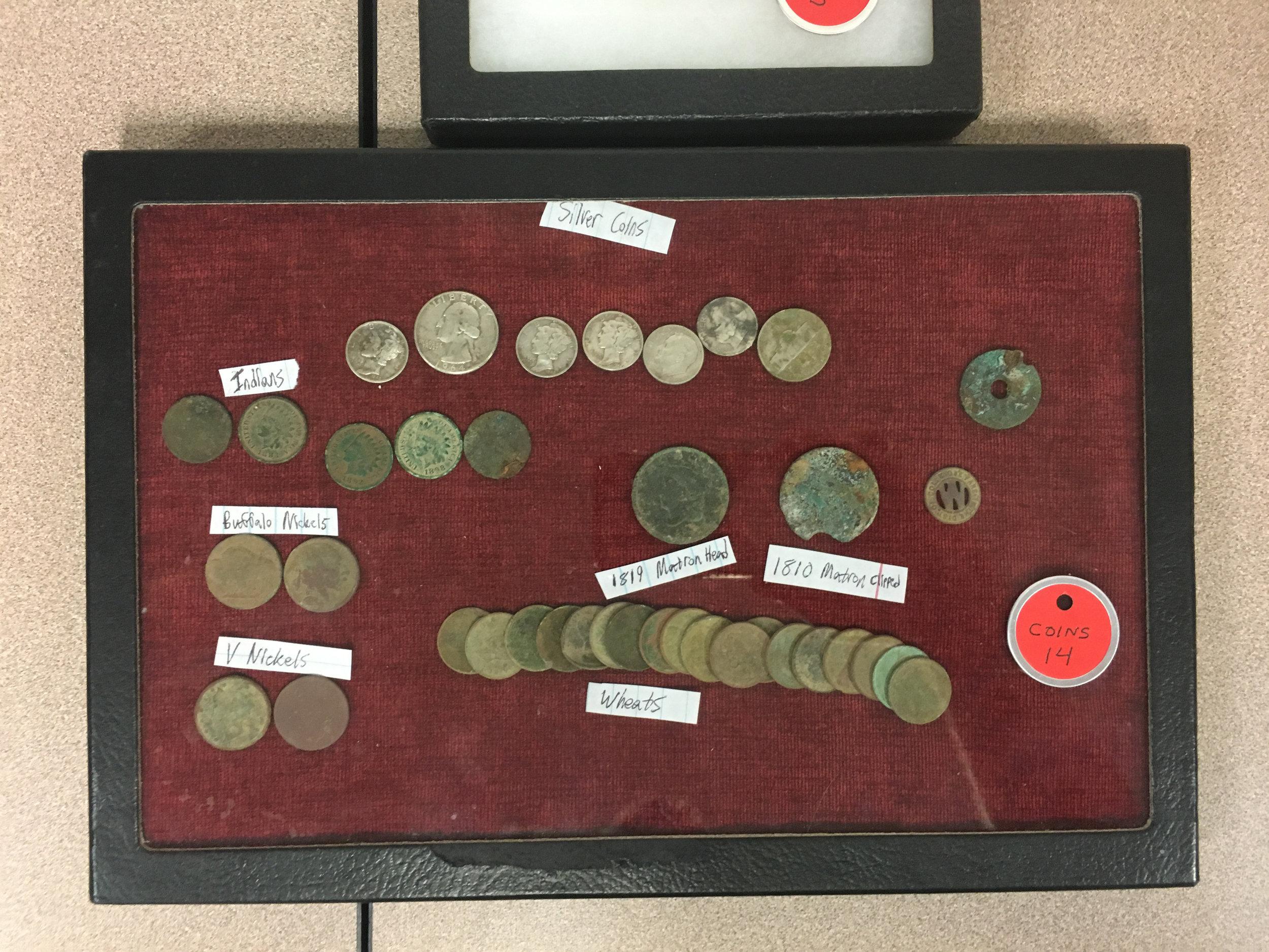 Coins - Britain Lockhart