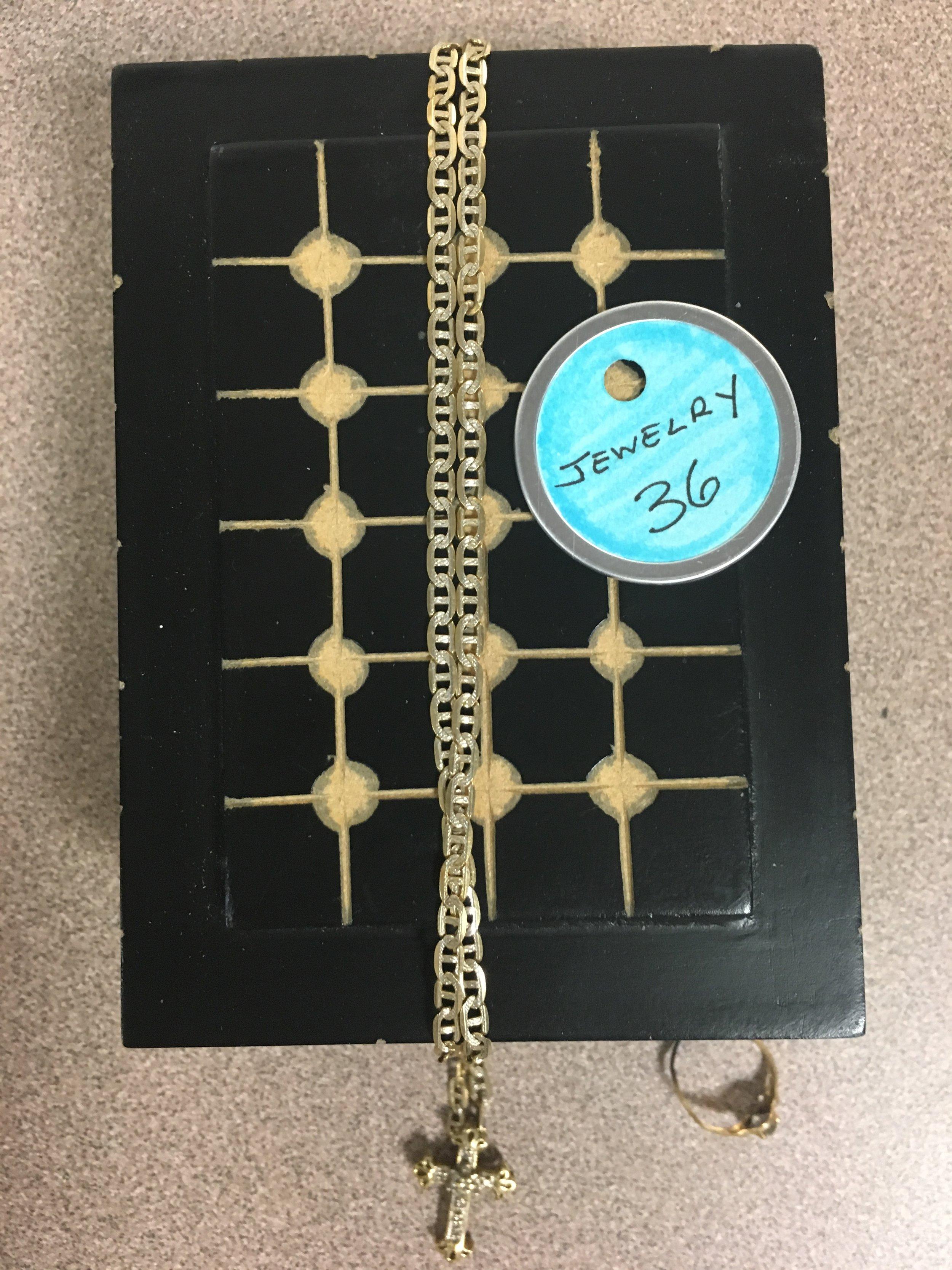FOTM (Tie) / Jewelry - John Dyer