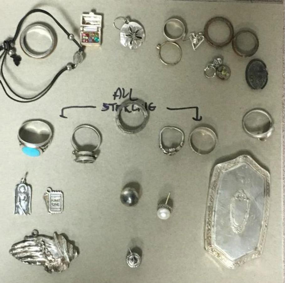 Jewelry - James Algiers