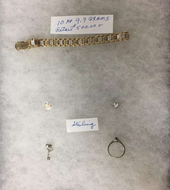 Jewelry - Bill Robertson