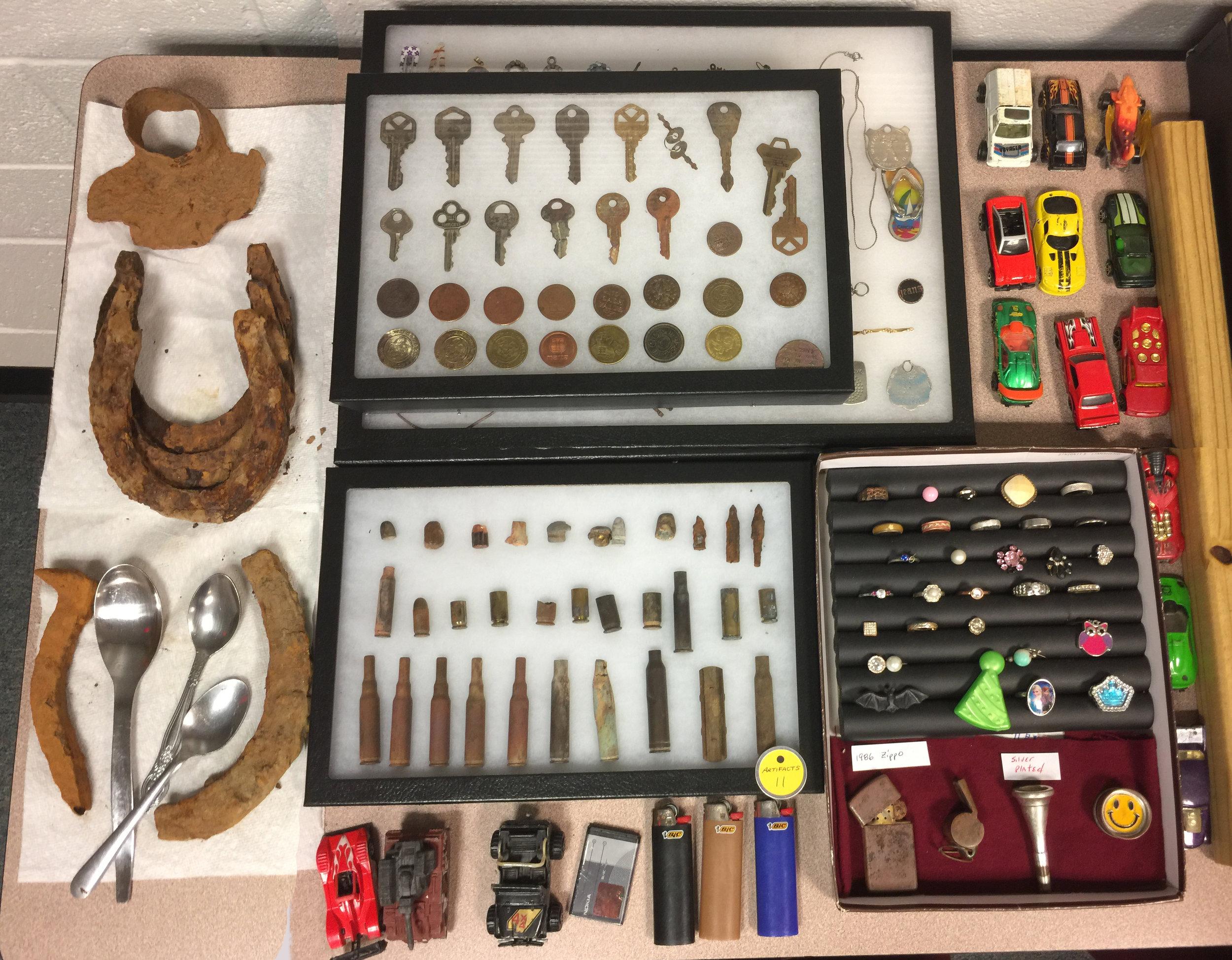Artifacts - David Hamilton