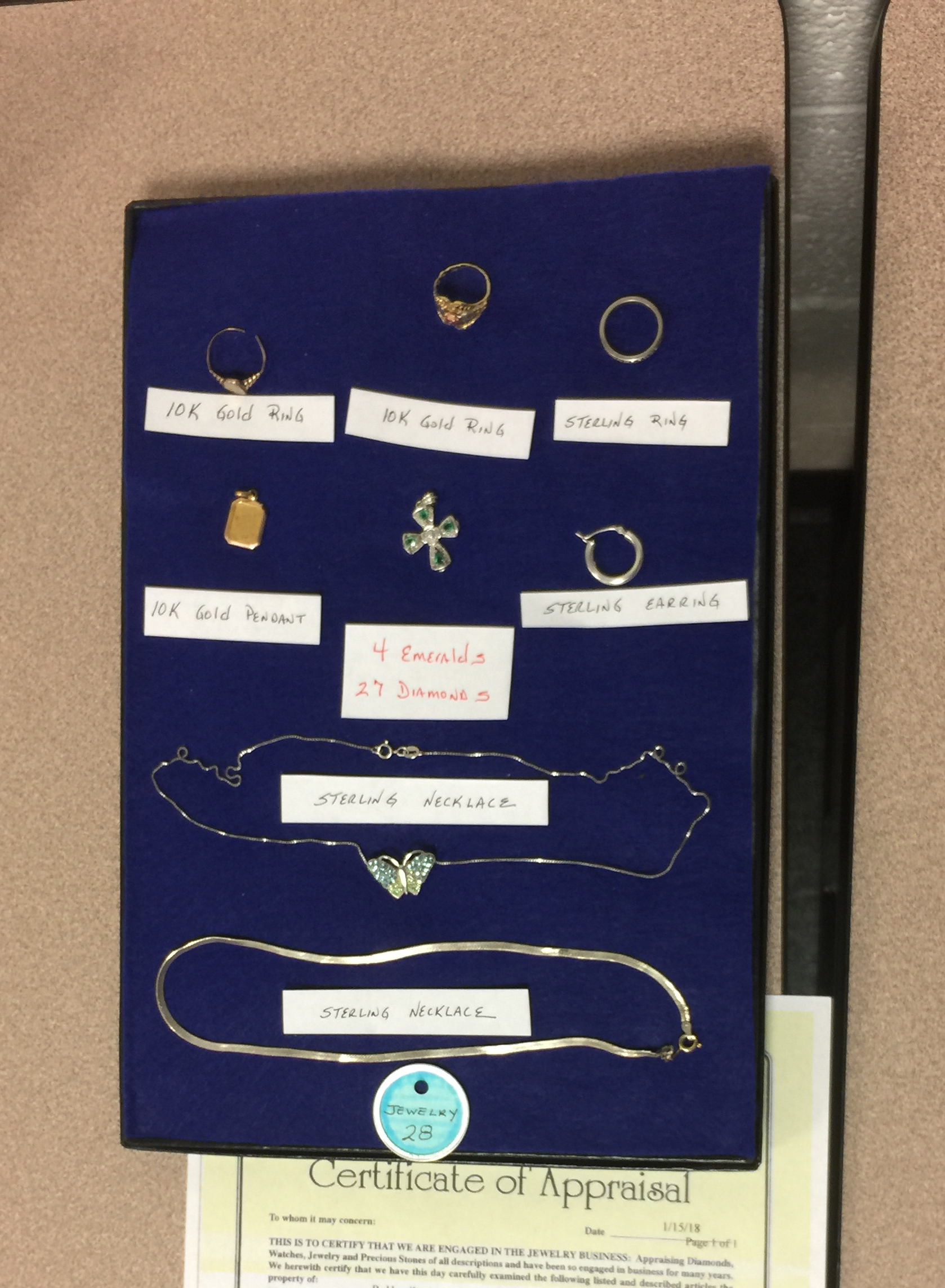 Jewelry - David Hamilton