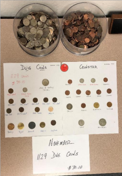 Coins - David Hamilton