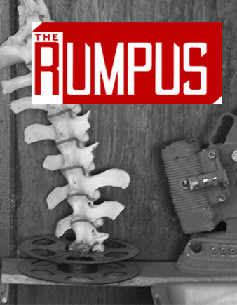 """""""Something to do with Evolution,""""  The Rumpus , May 2015"""