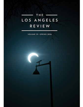 """""""Flying Cave Bear,"""" THE LOS ANGELES REVIEW, SPRING 2016"""