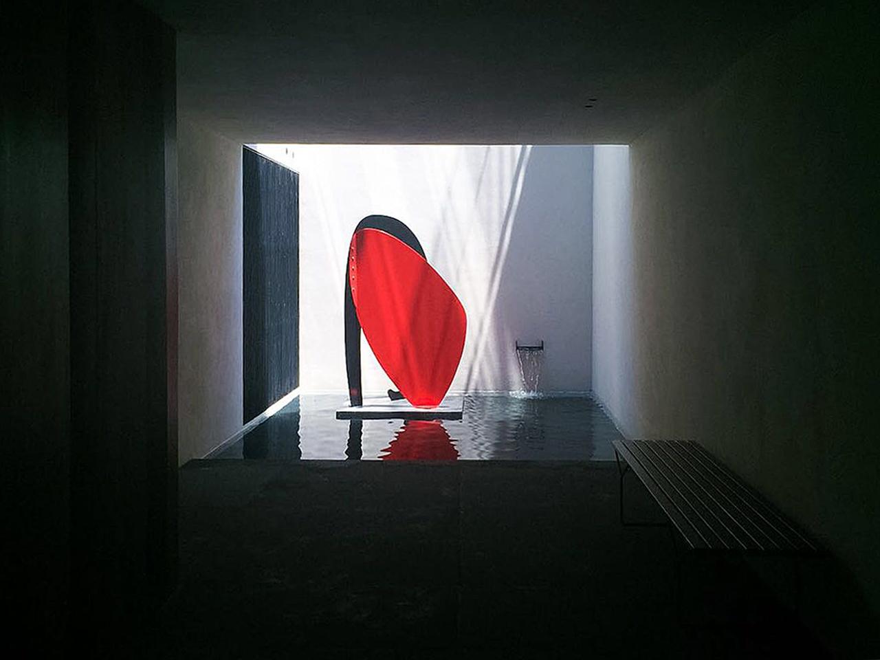 Town House Mexico City_Courtyard_Marc Merckx Interiors