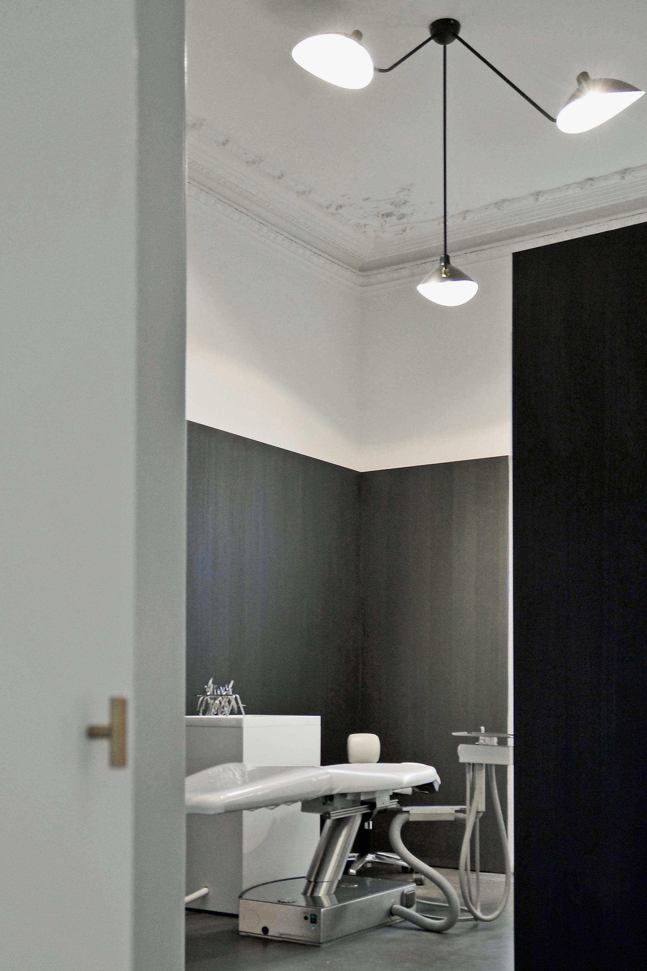 KB Dental Practice_Treatment Room_Marc Merckx Interiors