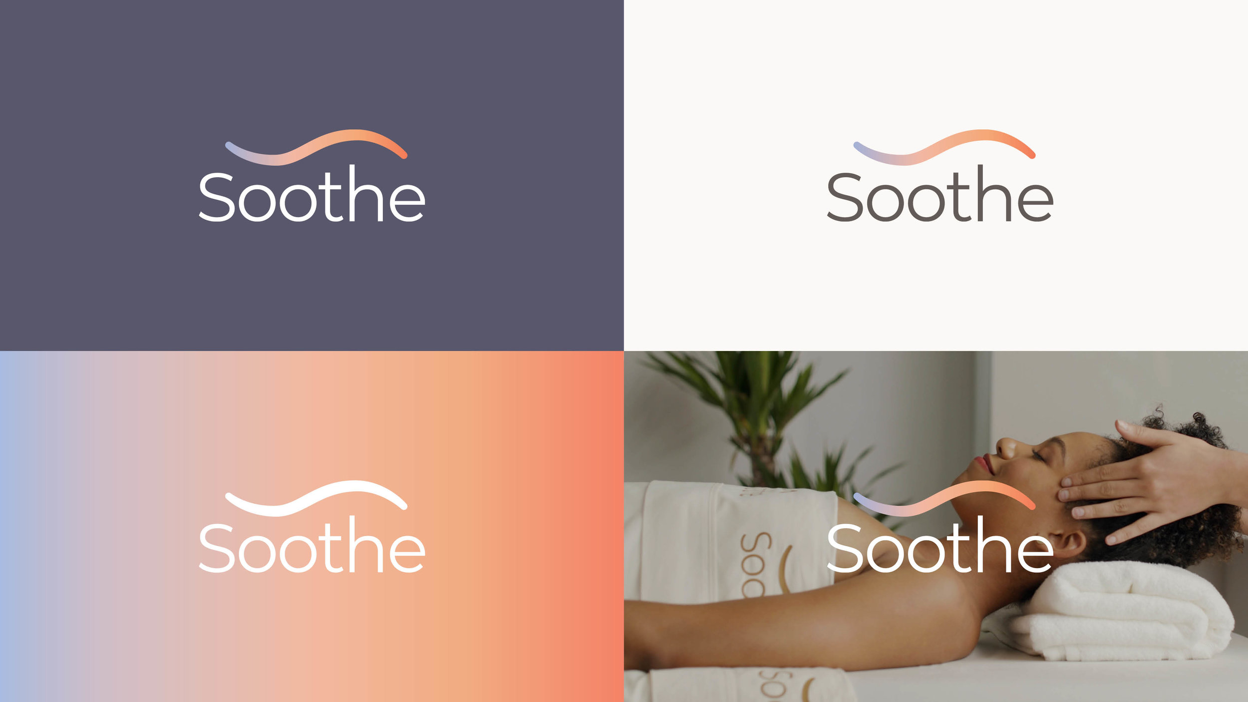 The new color palette is unique, flexible, and distinctive. It draws inspiration from the span of colors that guide us through the day, from dawn to dusk. Similarly, our typography is clean and simple, and evokes the clarity of a mind and body in sync.