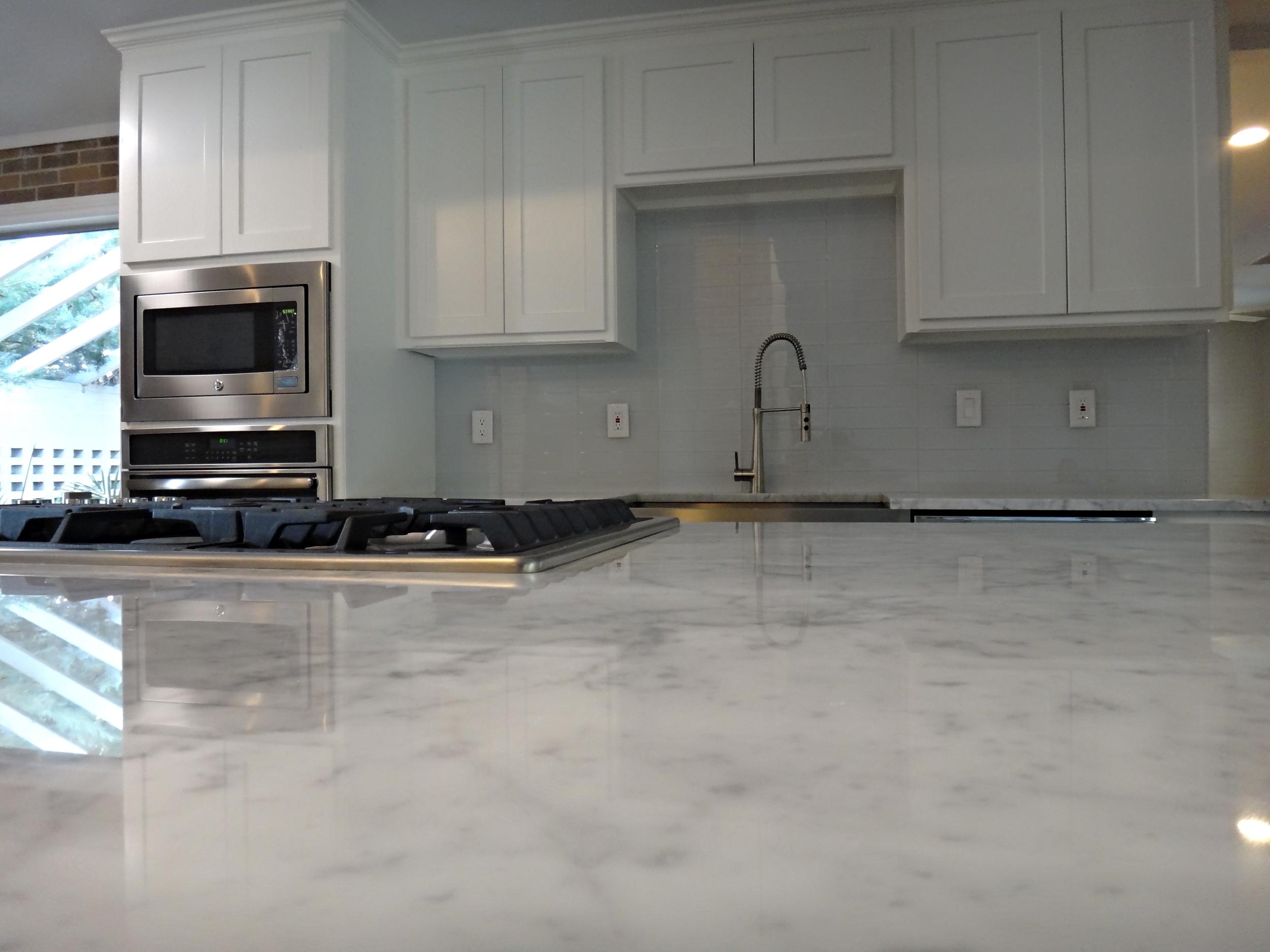 Granite, Marble & Quartz Counter Tops