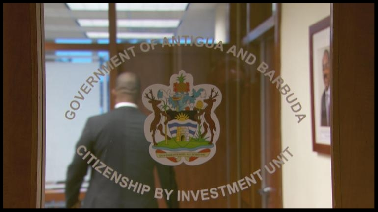 Government of Antigua and Barbuda's Citizenship by Investment Unit  CBS NEWS