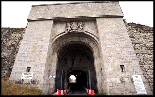 John Patrick Hannan escaped from Verne Prison in 1955 Photo: Ian Patrick / Alamy