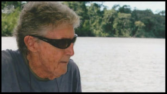 Lee Lafferty, 75, led a double life. Picture: The Tampa Bay Times