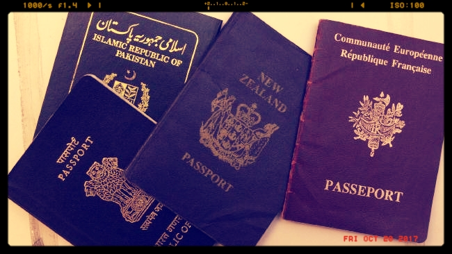 Organised crime groups are running sophisticated fake passport operations.