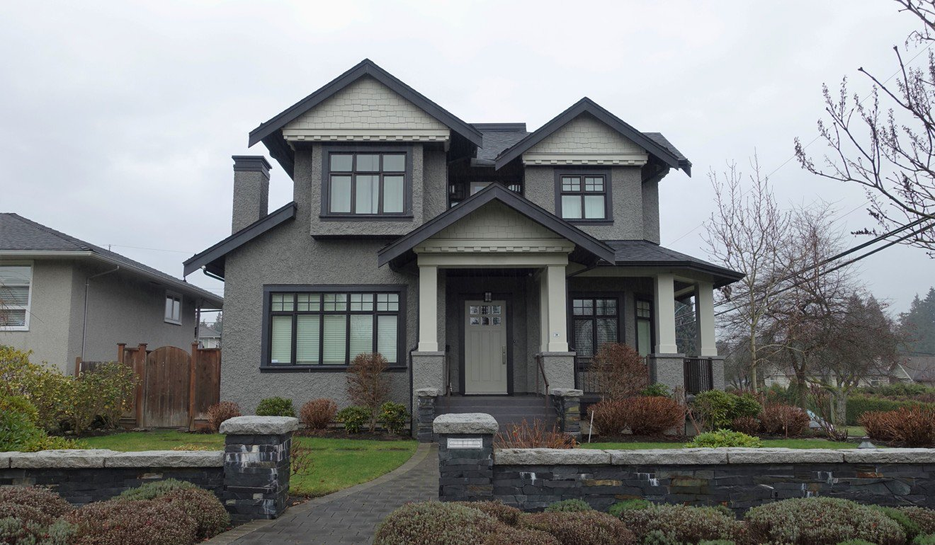 Sabrina Meng Wanzhou's home on West 28th Avenue, Vancouver, is worth C$5.6 million.