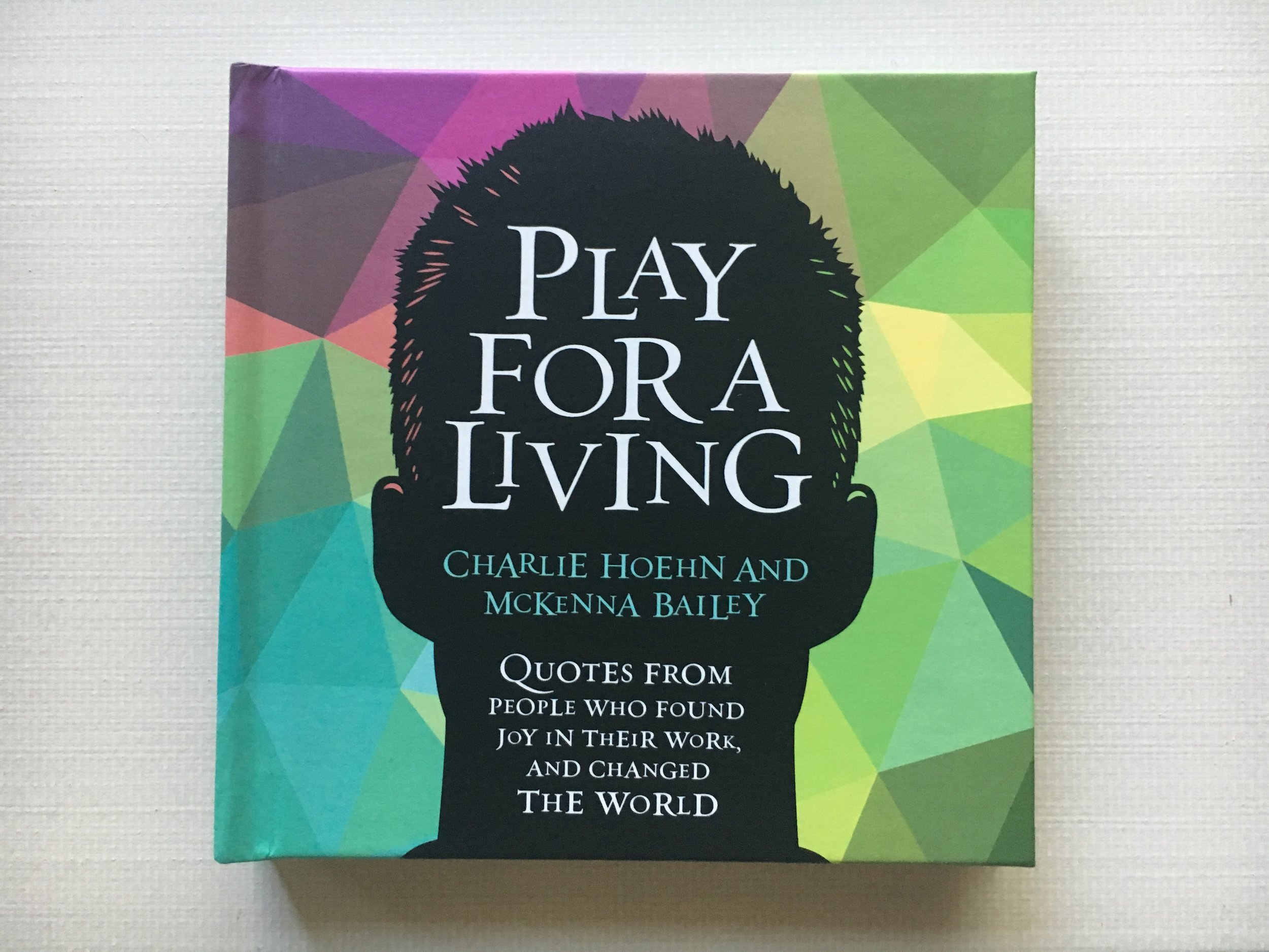 Play for a Living, April 2017
