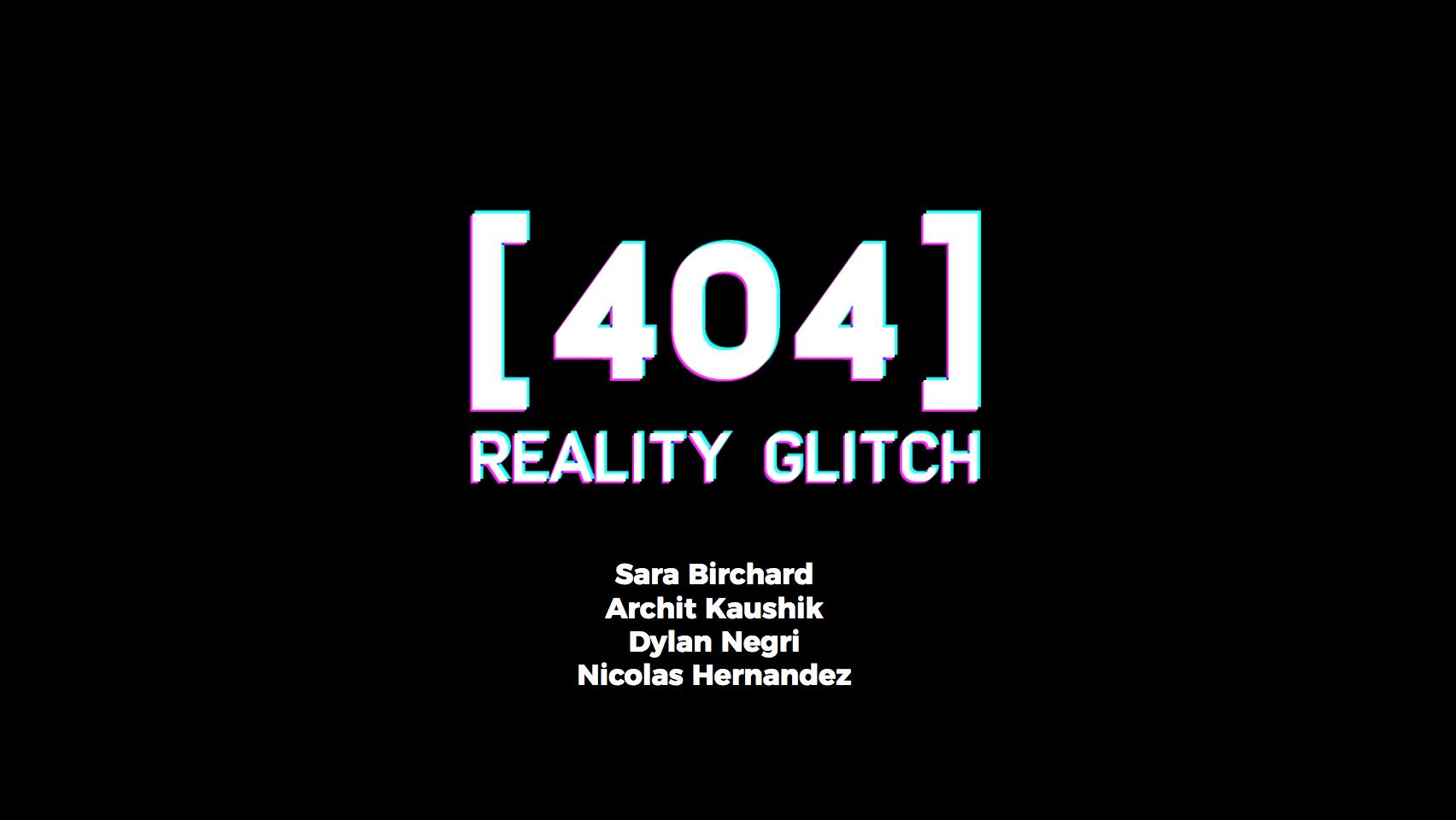 [404] presentation