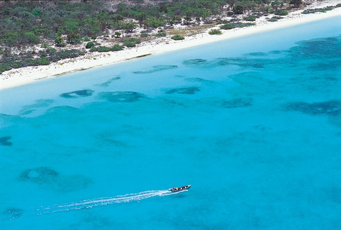 Bahia de Las Águilas.Aerial View 02