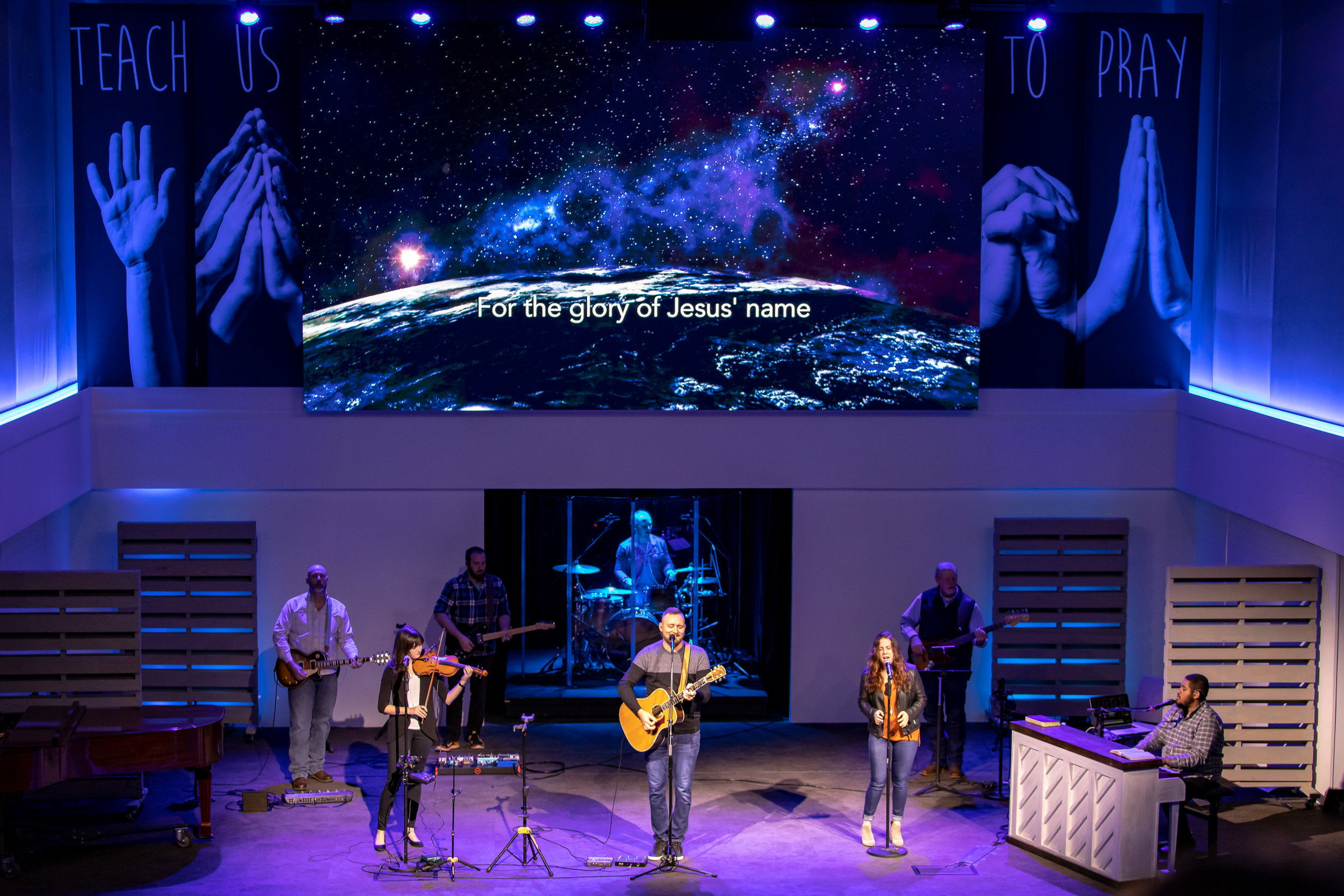 Worship Center Second 2nd Service Carroll Street Worship First Baptist Athens Texas.jpg