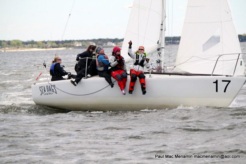 Sea Bags Women's Sailing Team
