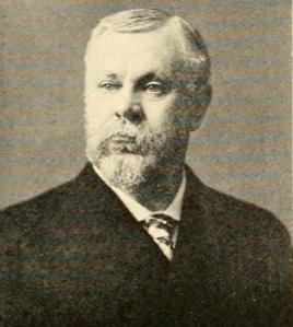 HOSEA MORRILL KNOWLTON, 1847 – 1902. Born in Durham, Maine, son of Rev. Isaac Case and Mary Smith (Wellington) Knowlton. In 1873, he married Miss Sylvia Bassett Almy of New Bedford. In June of 1893, in his capacity as District Attorney for the Commonwealth of Massachusetts, he headed the prosecution against Miss Lizzie A. Borden.
