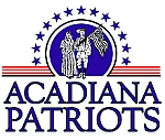 Photo source:  Acadiana Patriots