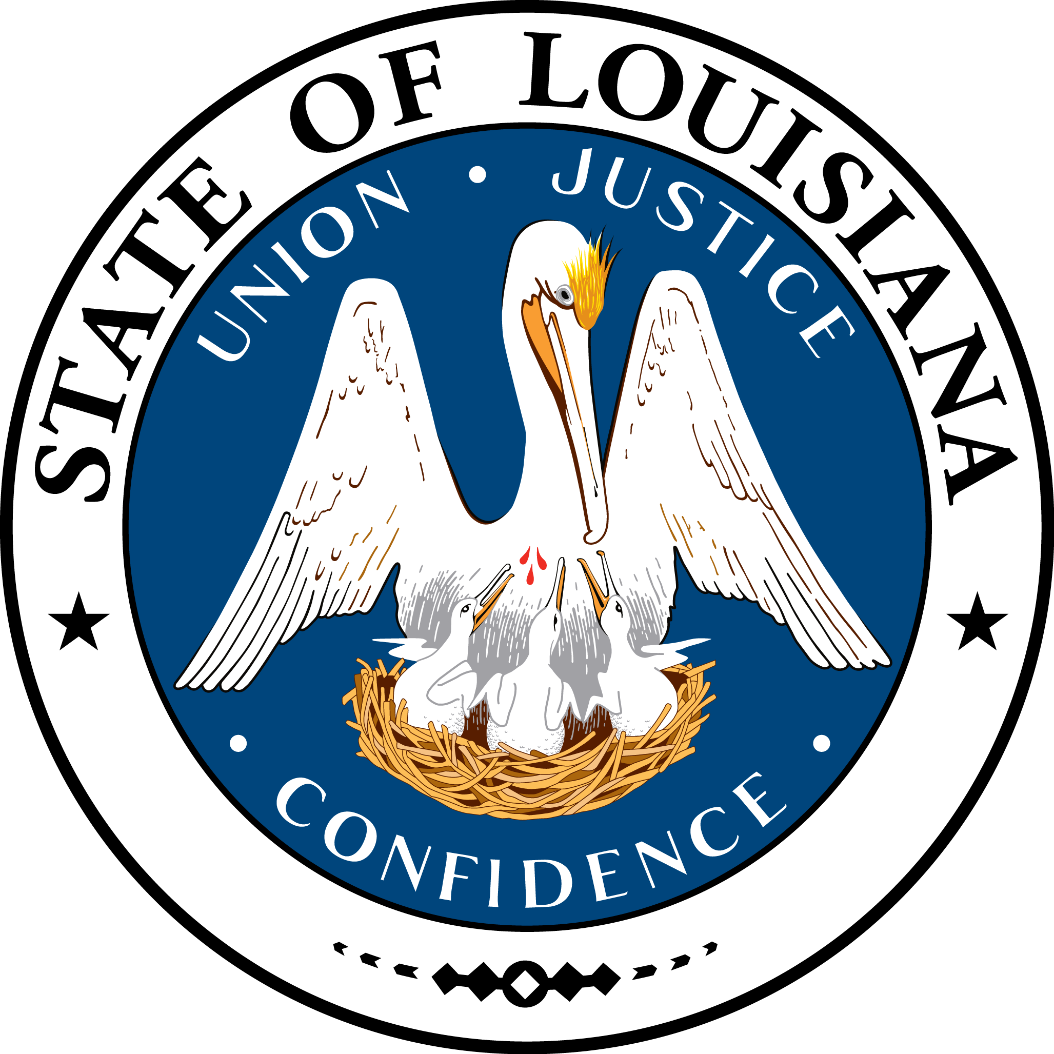 Photo source: State of Louisiana