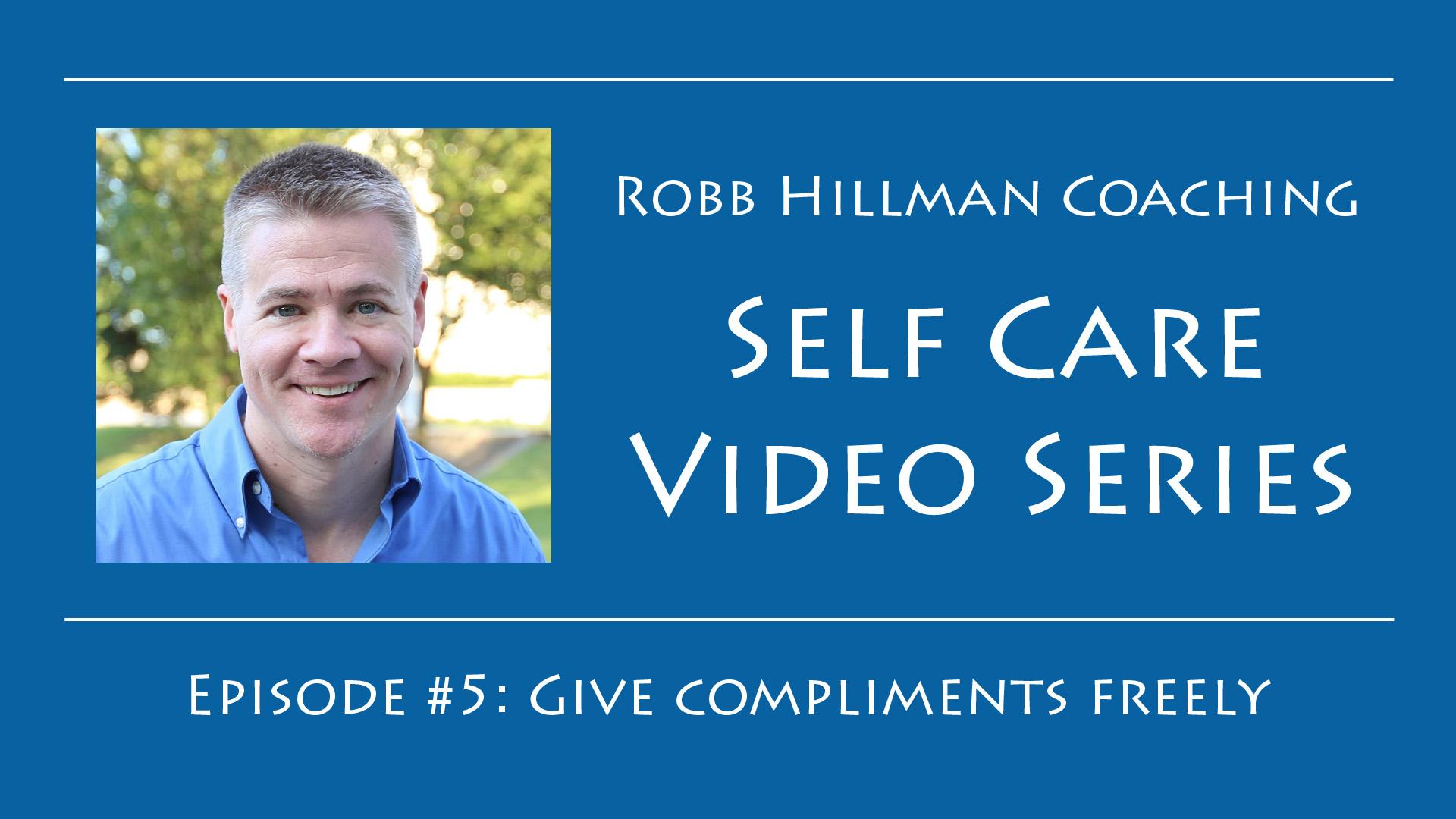 Self Care for Nurses Episode 5