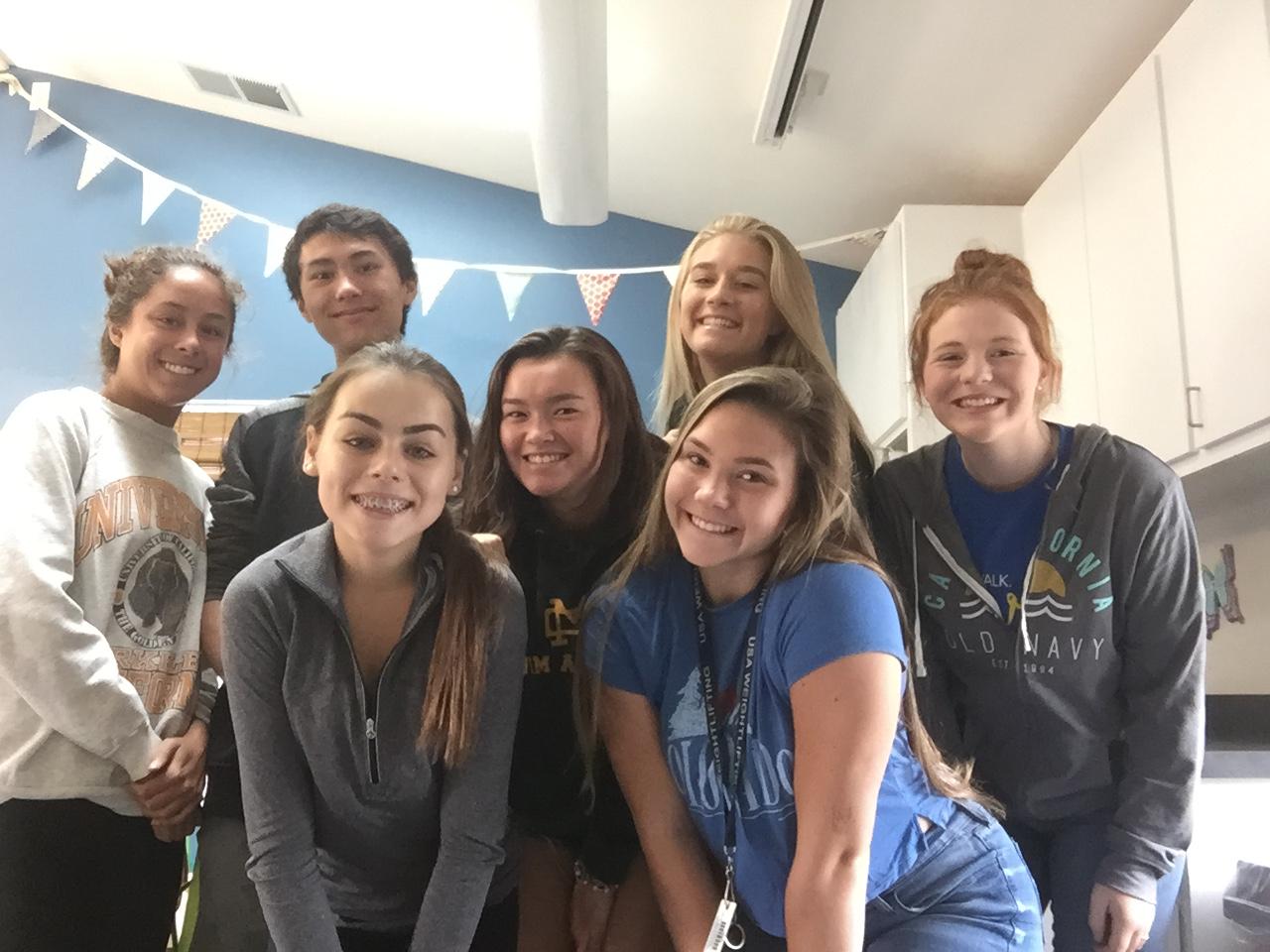 Maria Carrillo High School Key Club