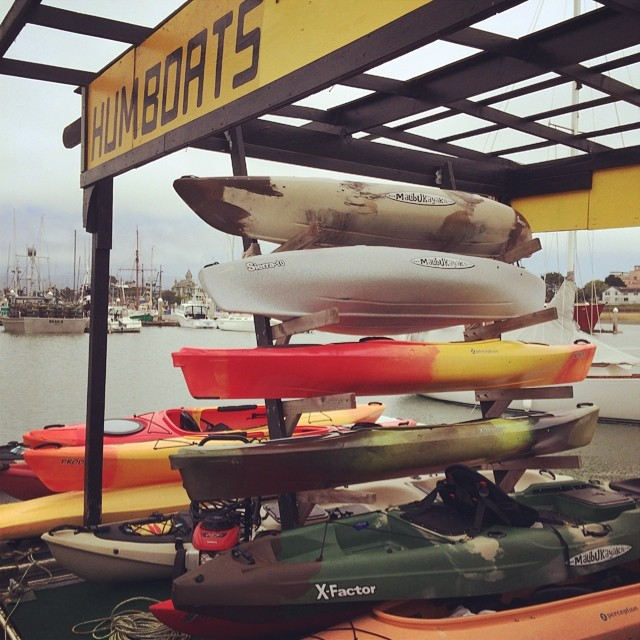 Yay we received a fleet of new yaks today! Just in time for Father's Day! 👏🚣