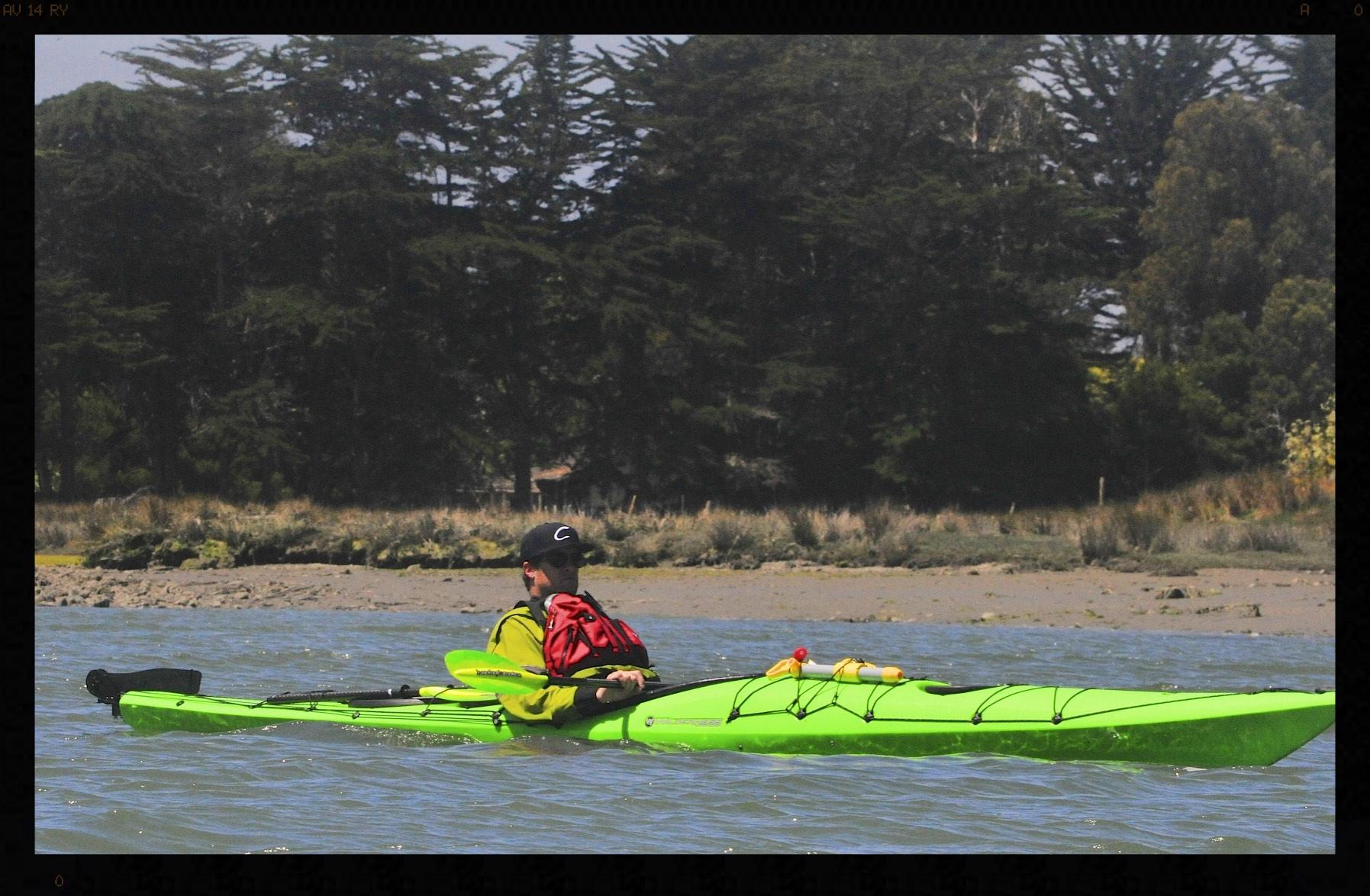 Crusing in Humboldt Bay