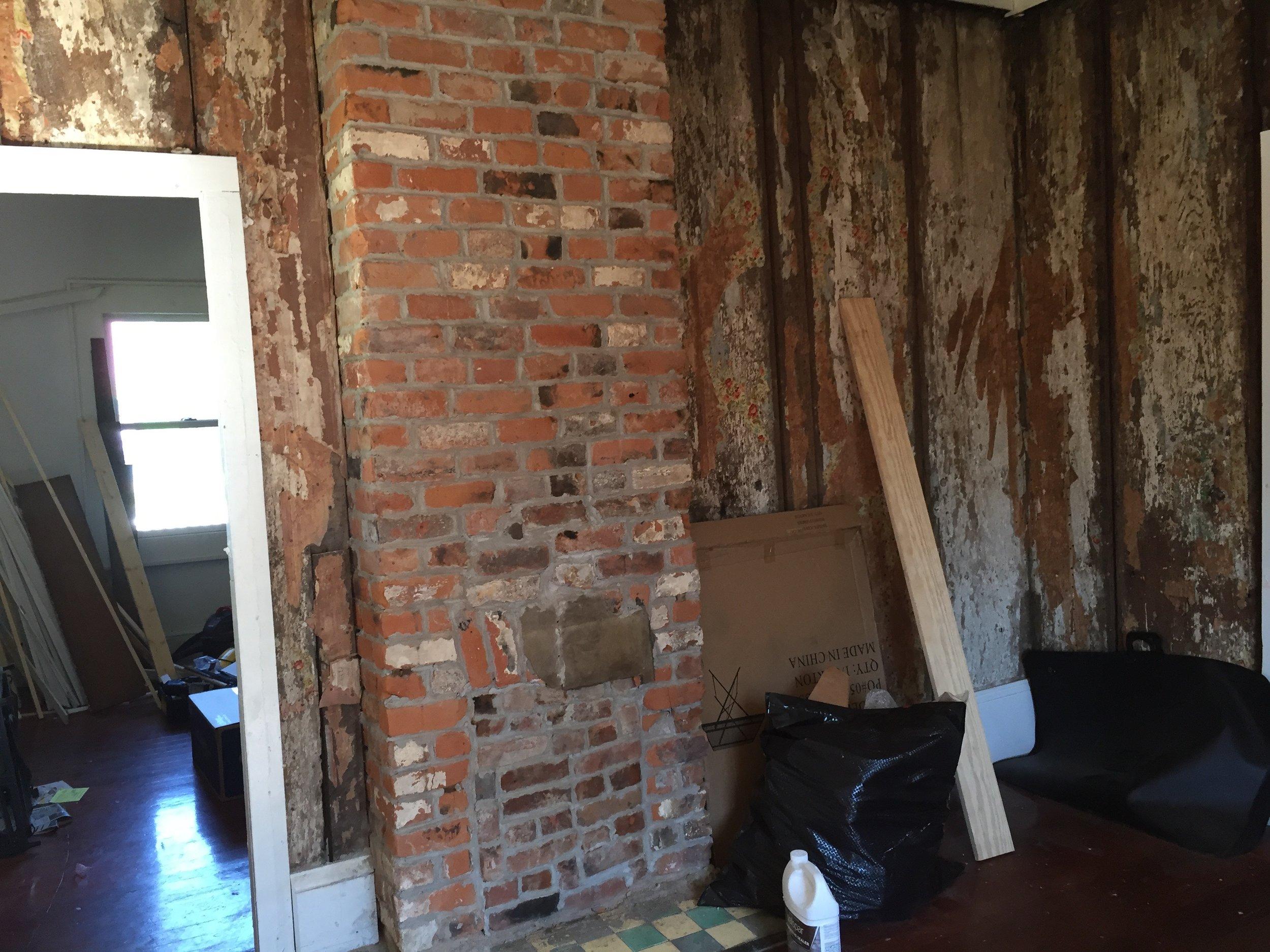 Before - Gallery Room 2