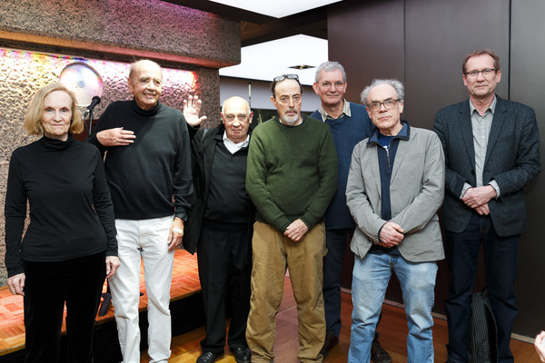 In This Photo: Tina Barney,Frank Habicht, Raymond Depardon, Bruce Gilden, Martin Parr, Jim Dow, Hans Eijkelboom