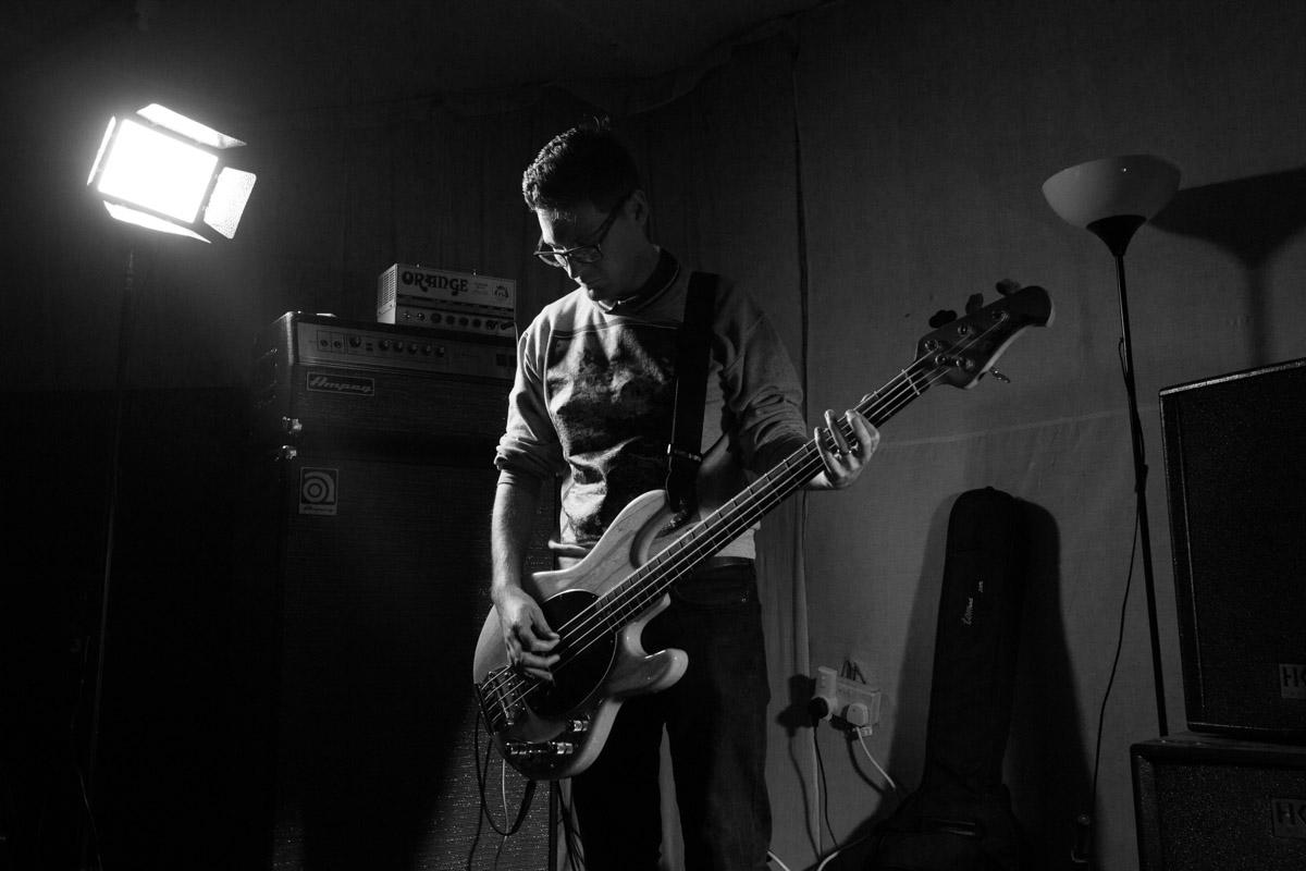 Tom (3 of 3) on set for the @mastsband music video    https://www.facebook.com/Mastsband