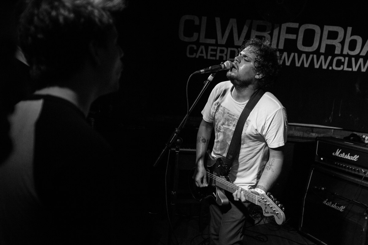 Jeff Rosenstock, Clwb ifor Bach Cardiff, March 31st 2016