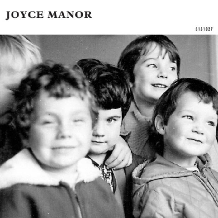 Joyce Manor from  https://joycemanor.bandcamp.com/album/joyce-manor