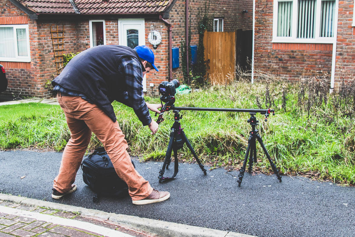 I've always loved film and moving image, I wanted to work with video on my Ba but I was not allowed. Since then I've embraced film and have shot a handful of  i  ndependent short films and documentaries  as well as  music videos .